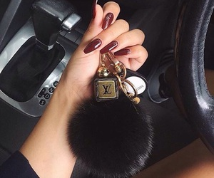 nails and Louis Vuitton image