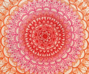 orange, pink, and red image