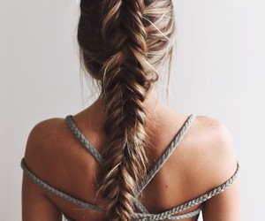 accessories, beauty, and hair style image
