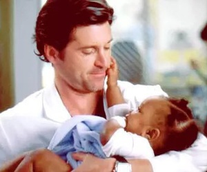 zola, grey's anatomy, and derek shepherd image