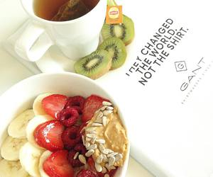amanda, breakfast, and dinner image