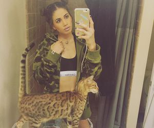 army, cat, and fashion image