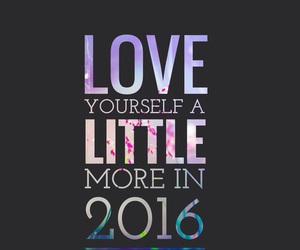 2016, new year, and quote image