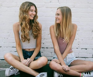 beautiful, best friends, and besties image