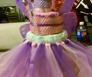 cake and diaper image
