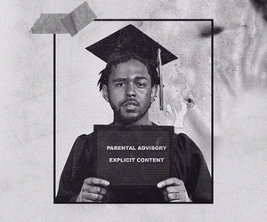 j cole, graduation, and kendrick lamar image