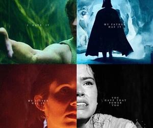 Anakin Skywalker, darth vader, and luke skywalker image