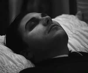 coffin, iero, and dead image