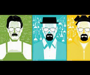 breaking bad, heisenberg, and walter white image