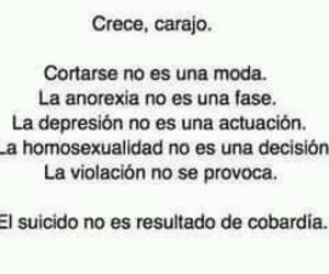 frases, suicidio, and depresion image