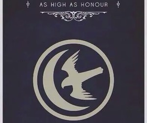 game of thrones, house arryn, and house image