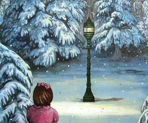narnia, Lucy, and lucy pevensie image