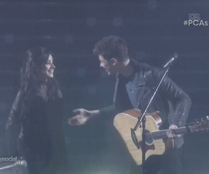 shawn, camila cabello, and shawn mendes image