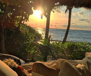 justin bieber, beach, and sun image