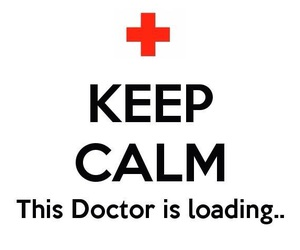 doctor, loading, and medicine image