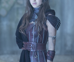 the shannara chronicles, amberle elessedil, and poppy drayton image