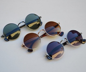 grunge and sunglasses image