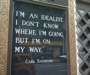 quotes, idealist, and text image