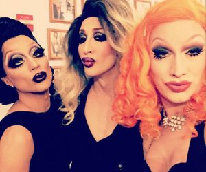 jinkx monsoon and bianca del rio image