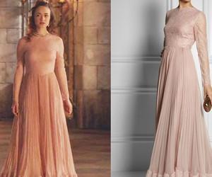 cape, colors, and fashion image