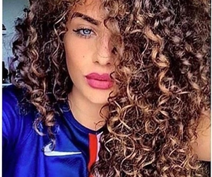 psg, curly hair, and paris image