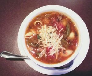 beautiful, cozy, and soup image