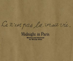 midnight in paris, french, and paris image