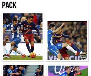 Barca, fcb, and neymar image