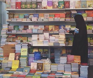 book and hijab image