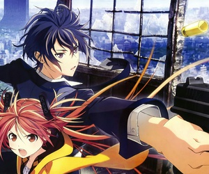 anime, manga, and black bullet image