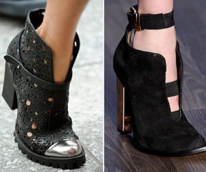 high heels, SPFW, and shoes image