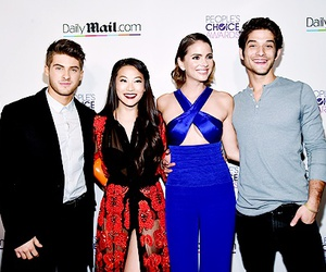 arden cho, teen wolf, and tyler posey image