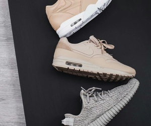 nike, shoes, and beige image