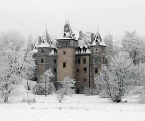 castle, history, and Poland image