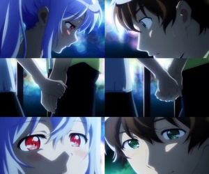 anime, plastic memories, and love image