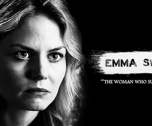 once upon a time, emma swan, and survivor image