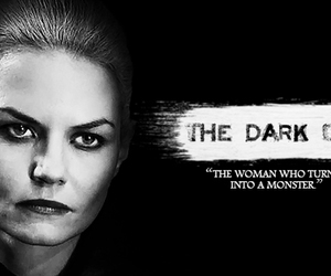 once upon a time, emma swan, and dark swan image