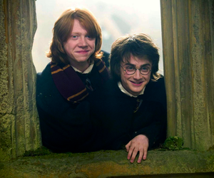 harry potter, rupert grint, and cute image