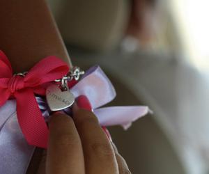 bow, bows, and ribbon image