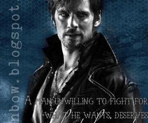 hook, once upon a time, and quote image