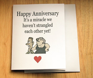 adult humor, etsy, and happy anniversary image
