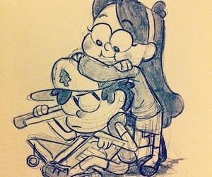 pines, twins, and mabel image