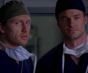 greys anatomy, owen hunt, and sad image