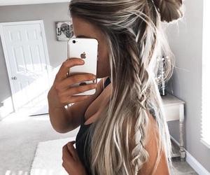 beauty, haïr, and blond hair image