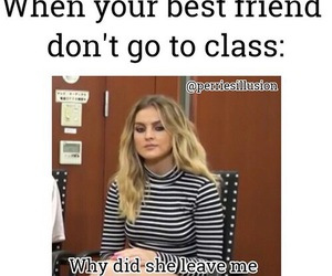 funny, school, and perrie edwards image
