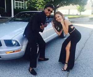 Prom and couple image