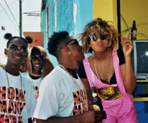 boyz, M.I.A., and African image
