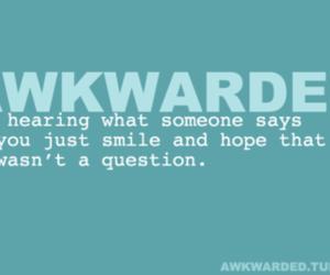 awkward, smile, and true image