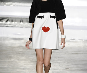 fashion, cute, and french image
