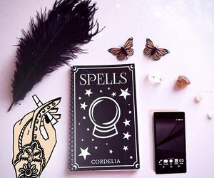 spells and witch image